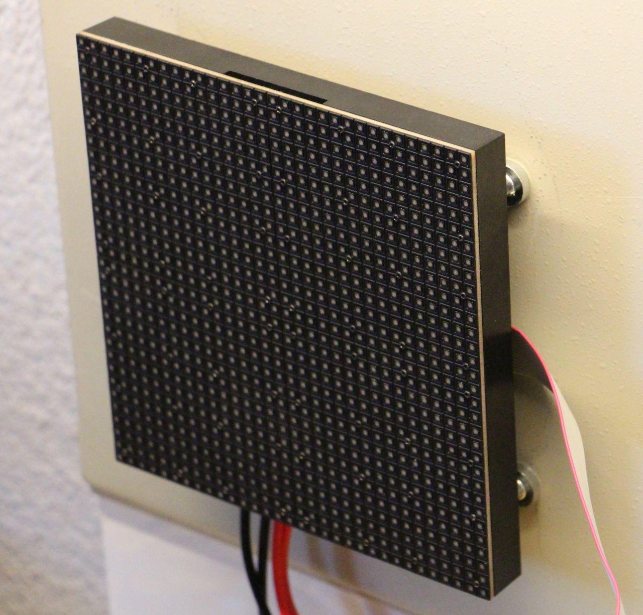 Adafruit 32x32 RGB LED Matrix Panel