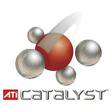 ATI Catalyst display driver