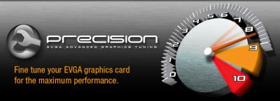 EVGA Precision logo