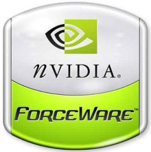 NVIDIA ForceWare logo