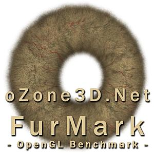 FurMark - OpenGL benchmark