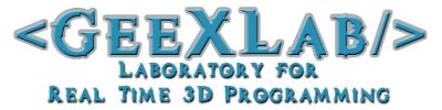 GeeXLab - 3D programming - OpenGL - Lua - Python