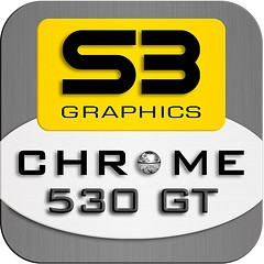 S3 Graphics Chrome 530 GT logo