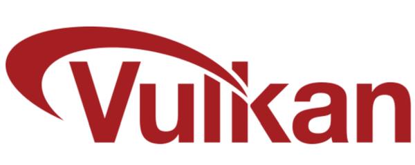 Vulkan API logo