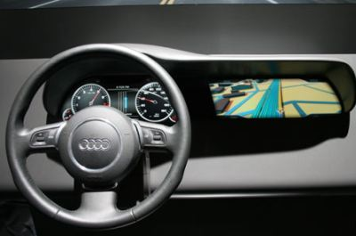 Futuremark 3D OpenGL-Powered Car Dashboard | Geeks3D