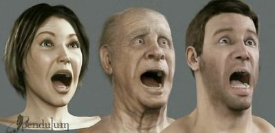 Realistic modeling for facial animation