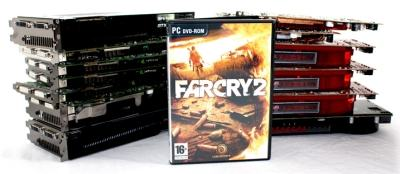 Far Cry 2 VGA Test