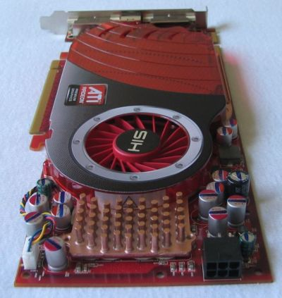 Radeon HD 4850 graphics video card