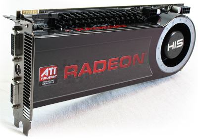 HIS Radeon HD 4870 X2 2Gb
