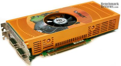 Palit GeForce 9800 GT Super 1Gb graphics card