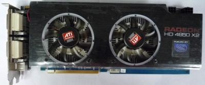 Radeon HD 4850 X2