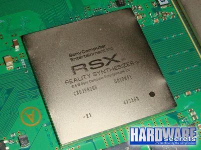 PS3 GPU: RSX Reality Synthesizer - CXD2982