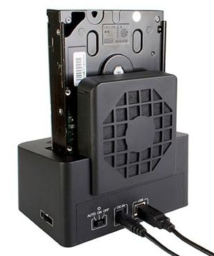 SATA HDD Dock station