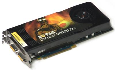 Zotac GeForce 9800 GTX+ 1Gb