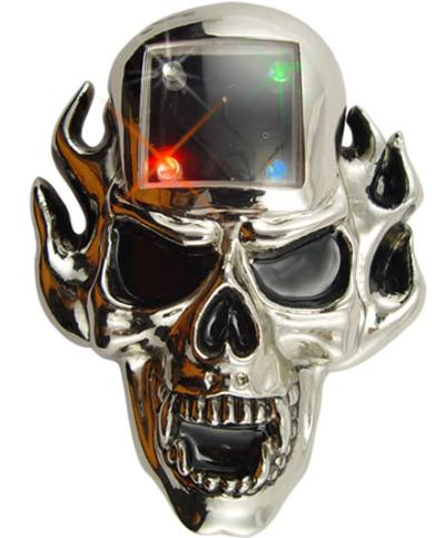 Human Skull MP3 Player