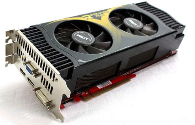Palit Revolution 700 Deluxe Radeon HD 4870 X2