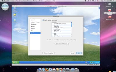 Parallels Desktop 4