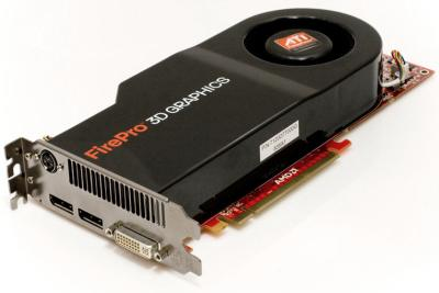ATI FirePro V8700 Graphics Card