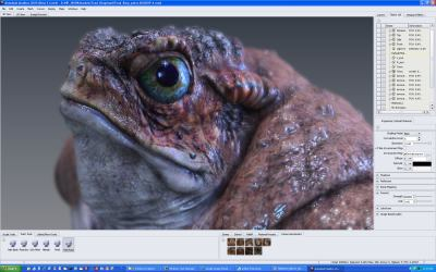 MudBox 2009