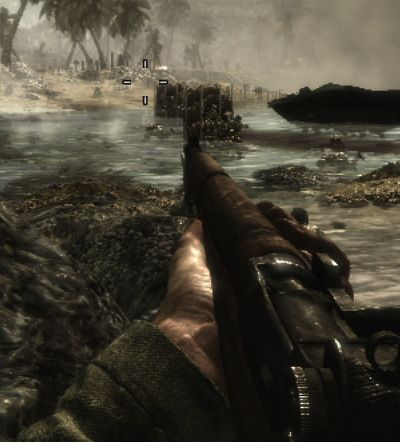 Call of Duty: PS3 version