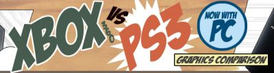 PC vs XBox 360 vs PS3