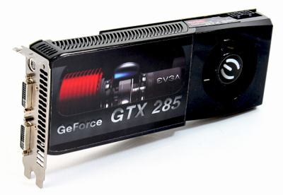 EVGA GeForce GTX 285