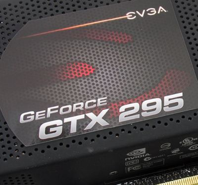 EGVA GeForce GTX 295