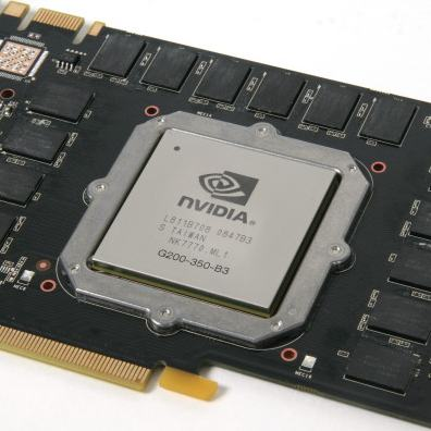 GeForce GTX 285 GPU