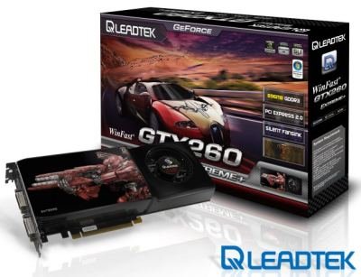 LeadTek Winfast GeForce GTX 260 Extreme