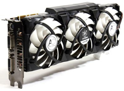 Inno3D GeForce GTX 260 iChill Accelero XXX Graphics Card