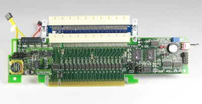 PCI-Express bus extender