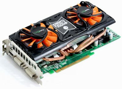 Twintech GeForce GTS 250 OC Video Card