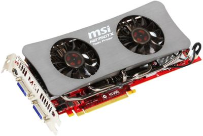 MSI GeForce GTX 275
