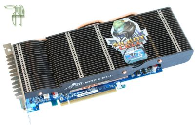 GIGABYTE GeForce 9800 GT Silence Cell