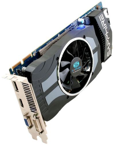 Sapphire Radeon HD 4890 Vapor-X With 2Gb 