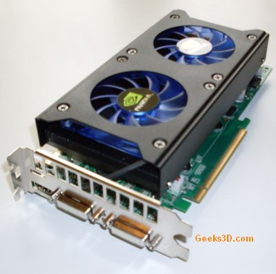 Twintech GeForce GTS 250