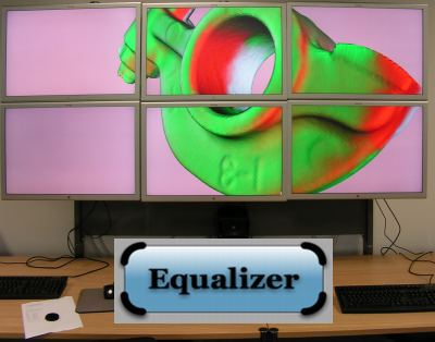 Equalizer: parallel and scalable OpenGL applications