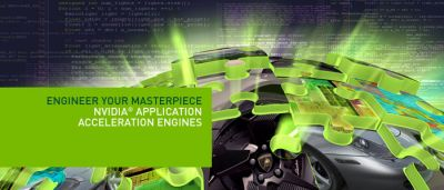 NVIDIA Application Acceleration Engines