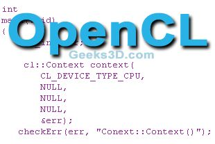 OpenCL Programming
