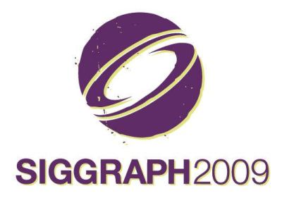 SIGGRAPH 2009