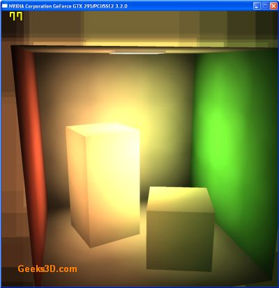 OpenGL 3.2 Explicit Multisample Demo