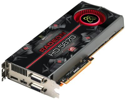 XFX Radeon HD 5870