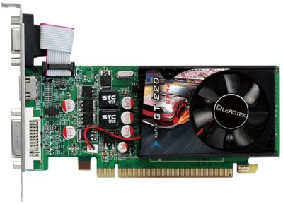 Leadtek GeForce GT 220 low profile