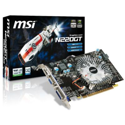 MSI GeForce GT 220