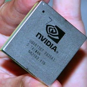 NVIDIA GT300 - GPU - front face