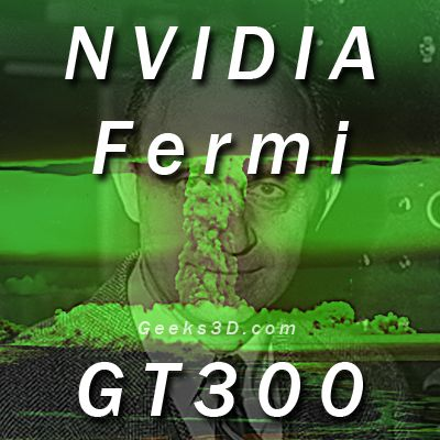 NVIDIA Fermi GT300