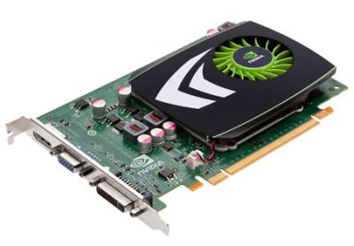 NVIDIA GeForce GT 220 reference board