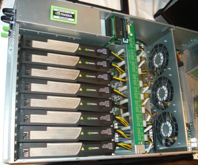 Cxt8000 nvidia tesla based server with 1920 cuda cores for gpu