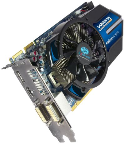Sapphire Radeon HD 5750 Vapor-X