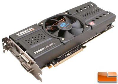 Sapphire HD 5870 Vapor-X